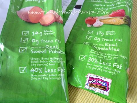 Vegetable Snack Chips