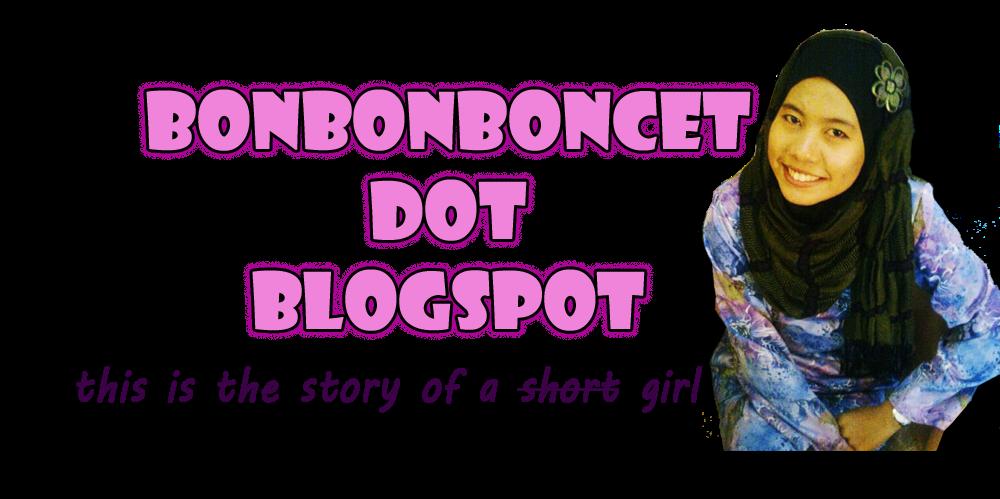 the bonbonboncet