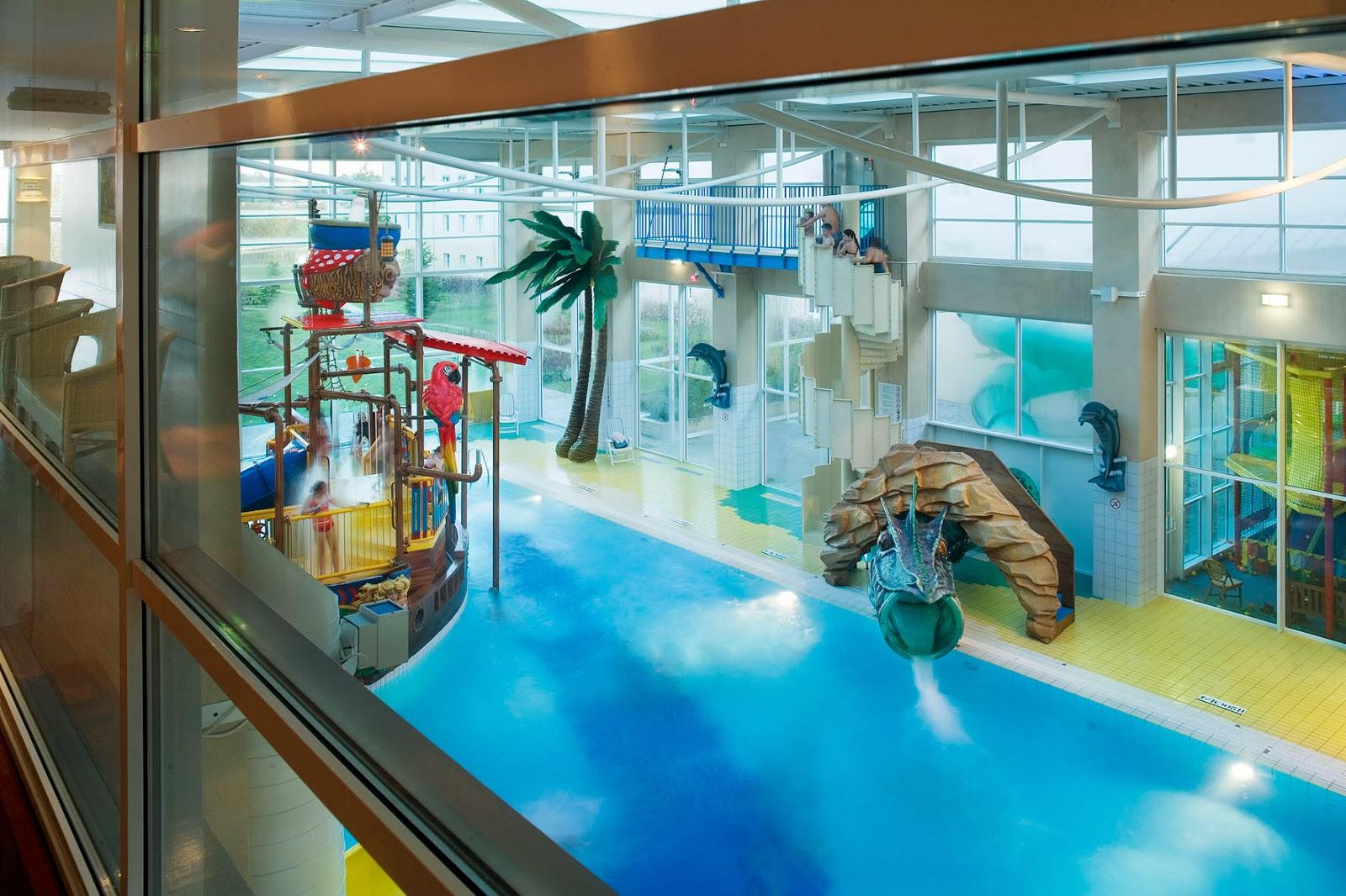 Hoteles para ni os magny le hongre francia hotel explorers algonquin - Hotel piscina toboganes para ninos ...