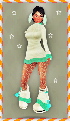 :.Envious.: Snow Bunny Ice