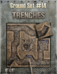 Zsesze Terrain Trenches!