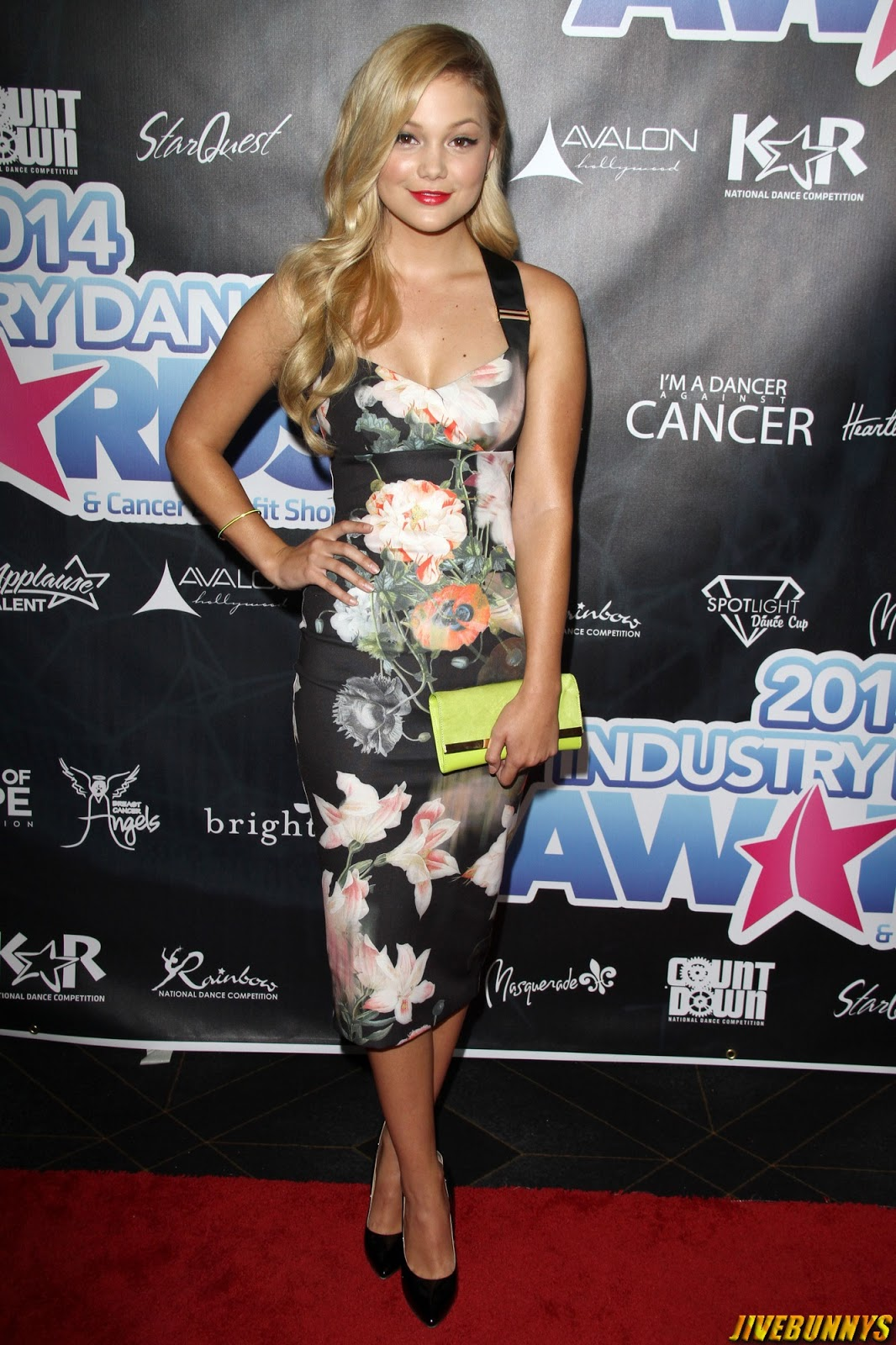 Olivia Holt - Third Annual Industry Dance Awards in Hollywood 9/10/14