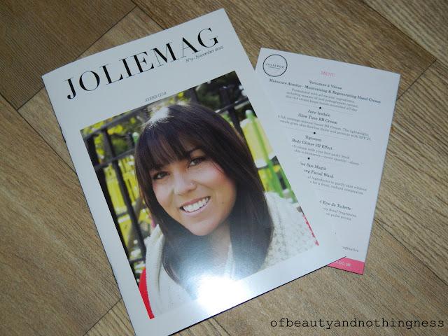 November Jolie Box