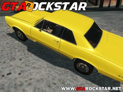 GTA SA - Pontiac Tempest LeMans GTO (23767) 1965