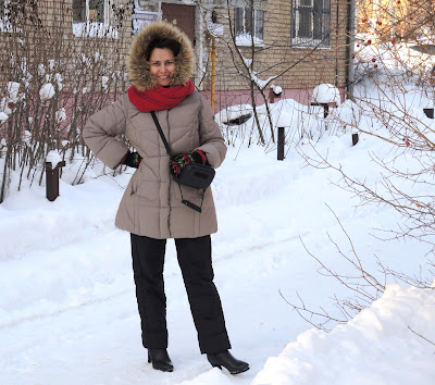 snake.jpg, природа зима снег