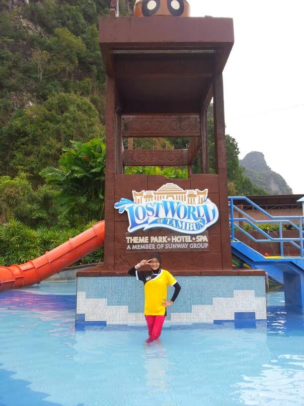 Waterpark Lost World of Tambun, Harga Tiket ke Lost World Tambun, Tiket Murah Lost World Tambun, Hotel Lost World Tambun, cuti-cuti,