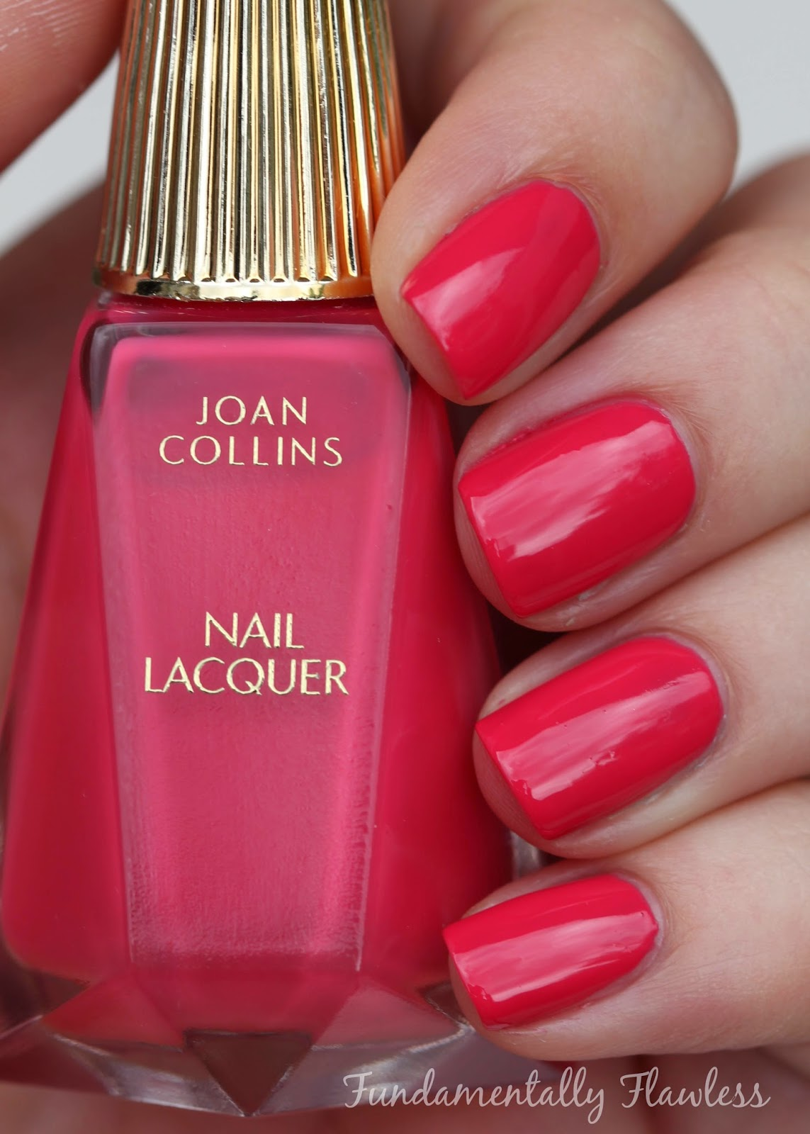 Joan Collins Nail Lacquer Evelyn