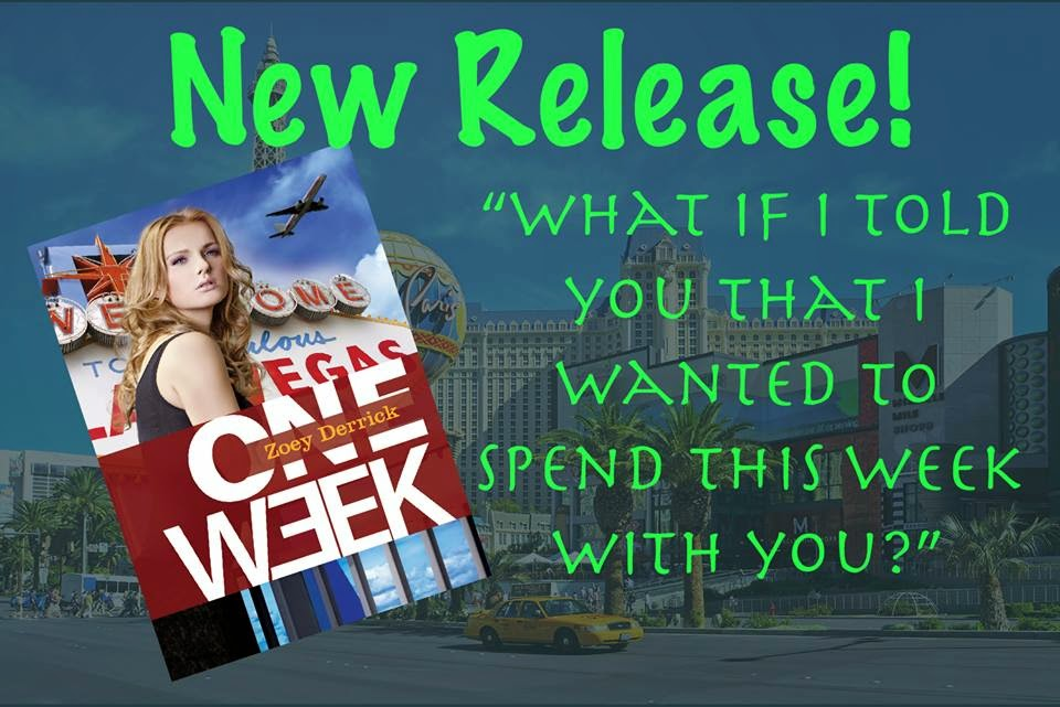 """ One Week"" New Release By Zoey Derrick"