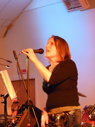 Vocals at birthday gig 2012