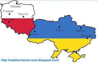 Euro Ukraina Polandia pict