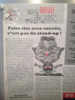 Article du Sans-Culotte - Guillaume Néel ©