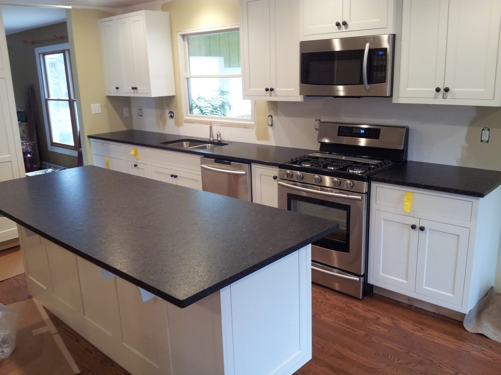 Art Granite Countertops Inc.: Countertops Granite $30 Sf Installed With  Minimum 46sf Also Free Sink, 3 Edges , Free Attachment Of Sink U0026 Dishwasher  ...