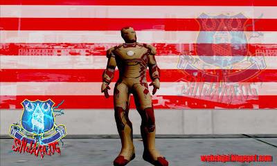 Mod Iron Man 3 GTA SA