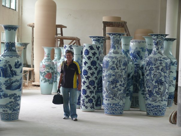 JINGDEZHEN CERAMIC RESIDENCY - October 2012