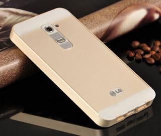 Aluminum Metal Frame Bumper + PC Hard Back Cover Case Shell Skin For LG G2 G3