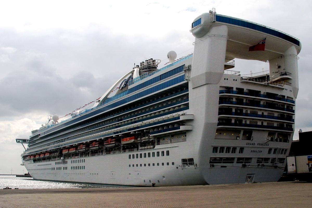 Grand Princess Cruise Ship 3