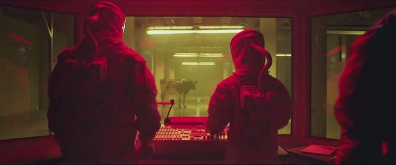 The Signal (2014) BRrip 720p Subtitulada