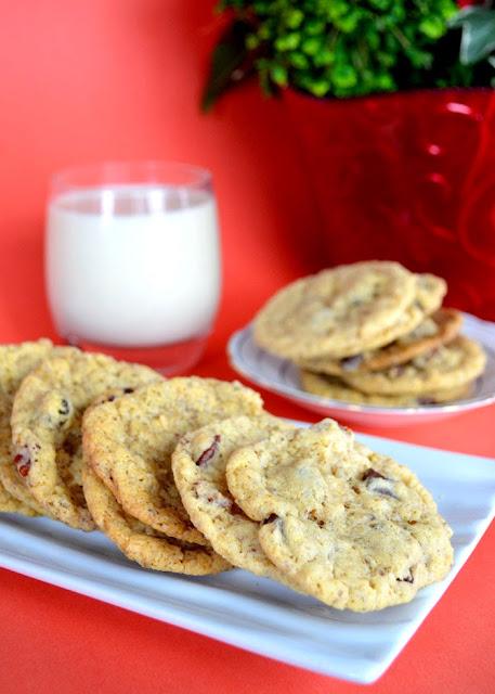 Christmas Cookie Week 2013 Begins Cookie 1 Coconut Pecan Chocolate Chunk Cookies