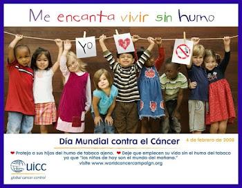 4 de febrero día mundial contra el cáncer