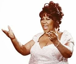 Aretha Franklin from lisabmusic blog