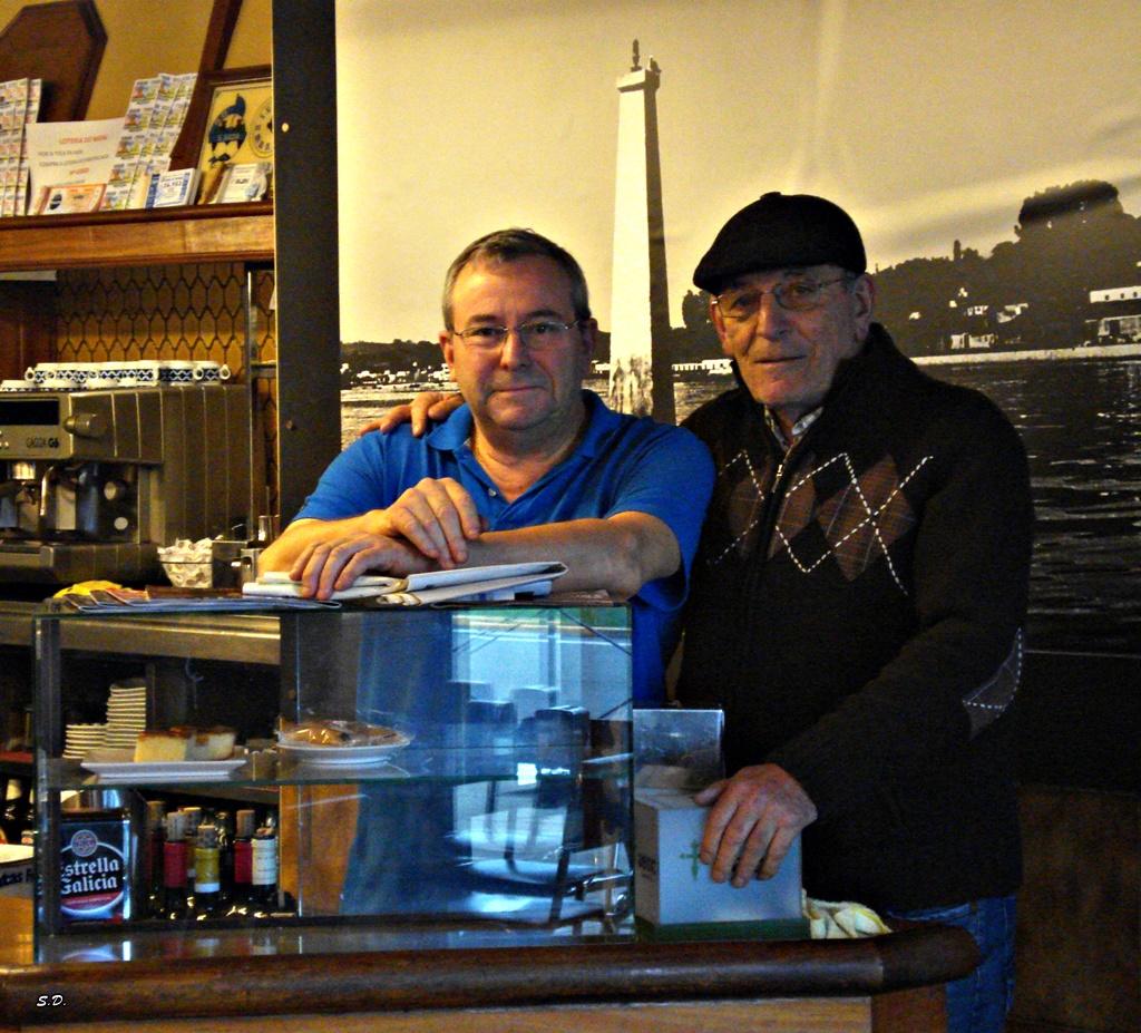 El Café-Bar A´Pulgueira agradece a todos sus clientes y amigos por la fidelidad y confianza