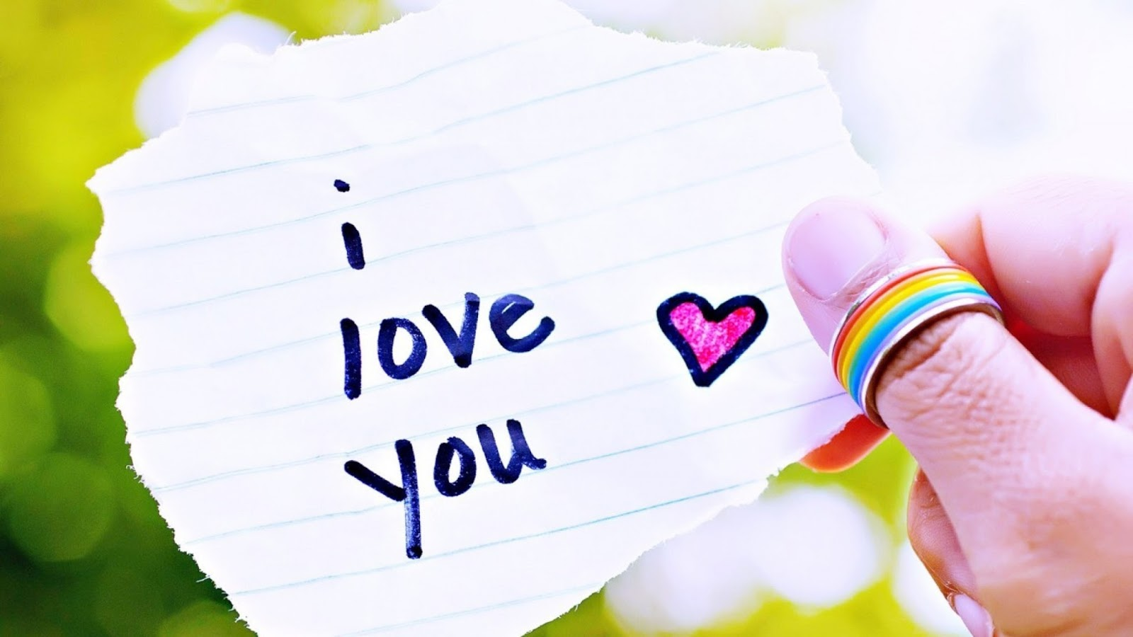 Awesome Free I love You Images in HD