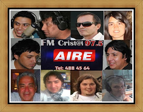 Nuestro Staff Radial en Cristal 97.5