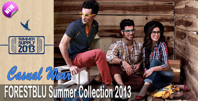 Casual Wear | Forestblu Summer Collection 2013