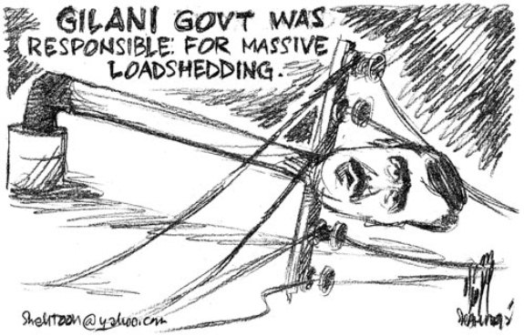 disadvantages of load shedding I went to pak land in 2008, like any teenager back then i sat in front of the tv or computer doing whatever it was not until load -shedding that i would get off my a$$ and try to find something to do it ws then i realized that my dadabu and dadami were still alive and maybe i should treat them .