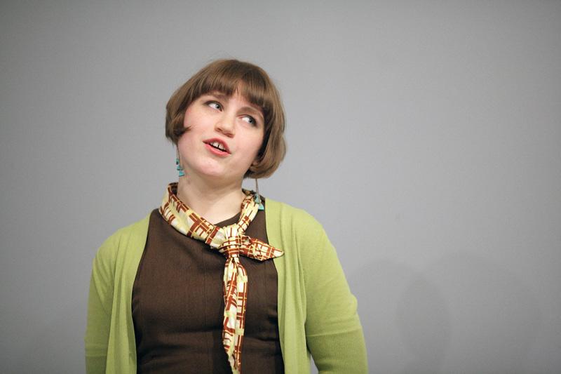 Anna Trier @ Defibrillator