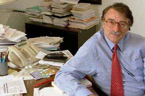 Ignacio Ramonet, autor de La explosión del periodismo