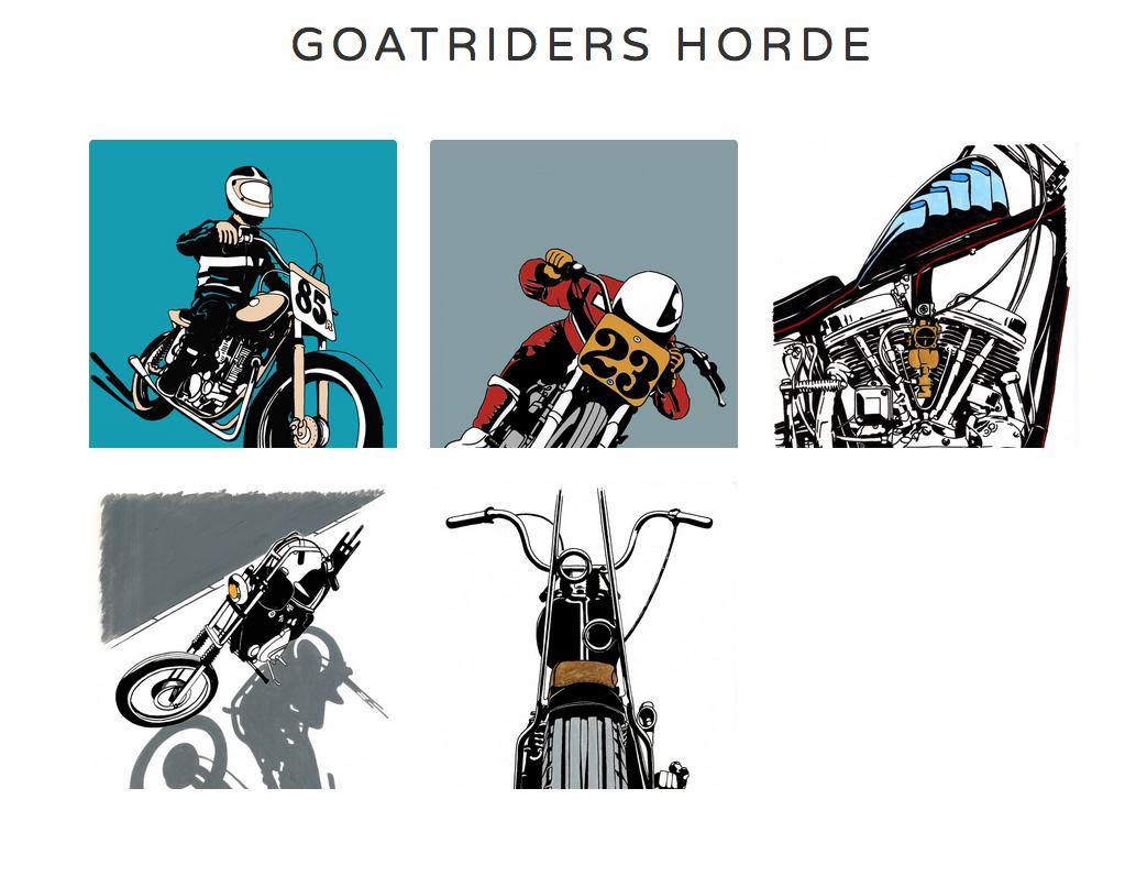 Goatridershorde.bigcartel.com