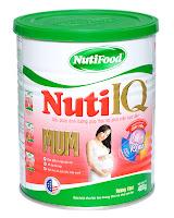 Nuti IQ Mum - 1157 400 gr (lon)