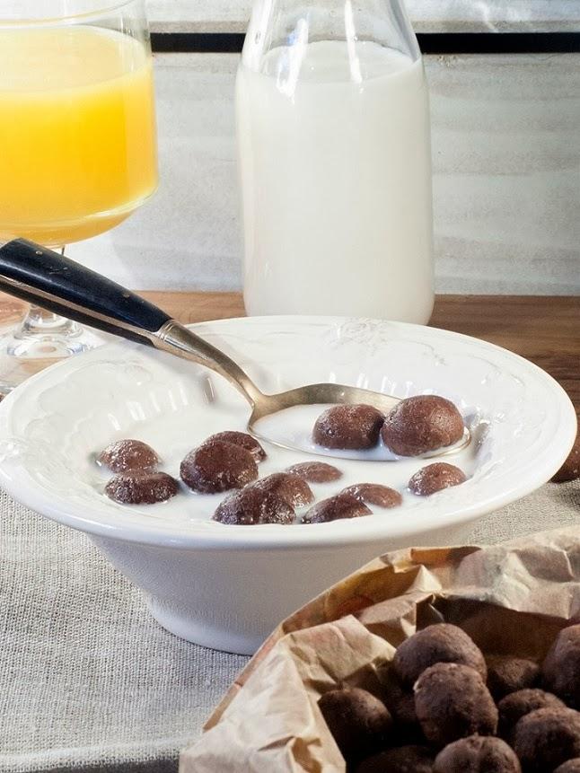 choco pops maison, céréales maison, petit déjeuner maison, faire son petit dejeuner, faire ses céréales