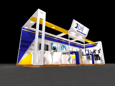 inexpo Design Booth Concept 2D
