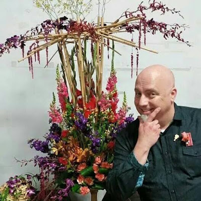 Prom Flowers Designer Spotlight series: Alan Masters AIFD CFD