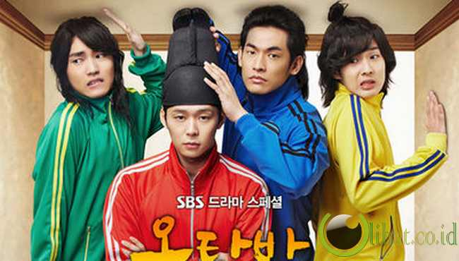 lihat.co.id] - Serial drama Korea 20 episode ini dimainkan oleh Park ...