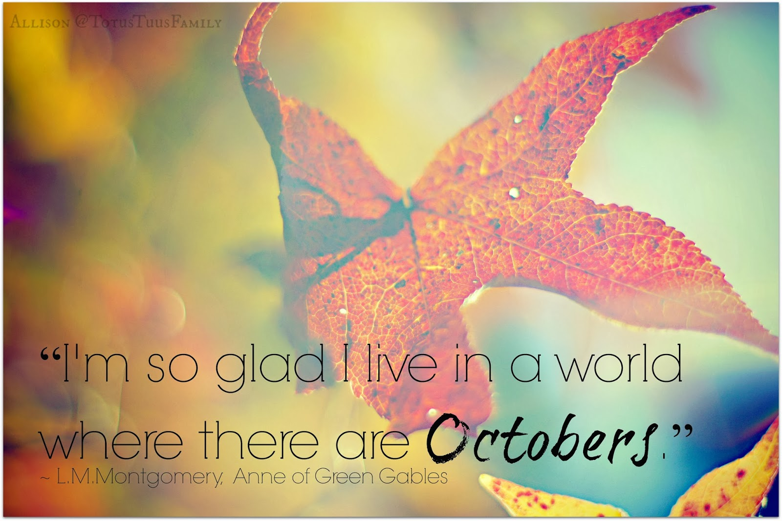 October Fall Quotes. QuotesGram
