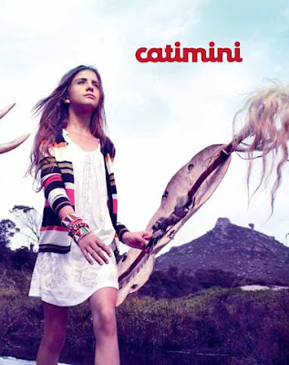 Catimini - Katalog Frühling-Sommer 2012