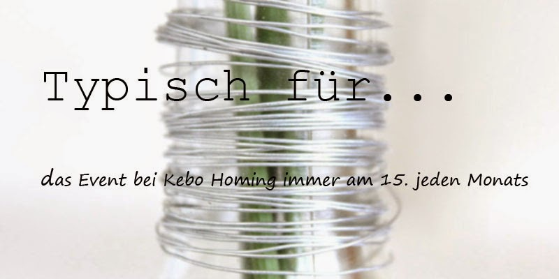 Blogevent bei Kebo's Homing: