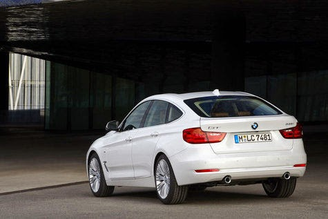 BMW 3 Series Gran Turismo, New Meanings Pleasure Driving