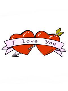 Slomljena srca - I LOVE YOU download besplatne ljubavne slike pozadine za mobitele
