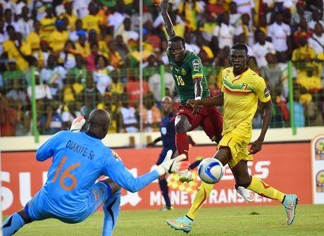 Pantai Gading Imbang, Kamerun vs Mali Sama Kuat