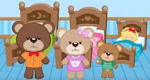 FAIRY TALE - GOLDILOCKS AND THE THREE BEARS