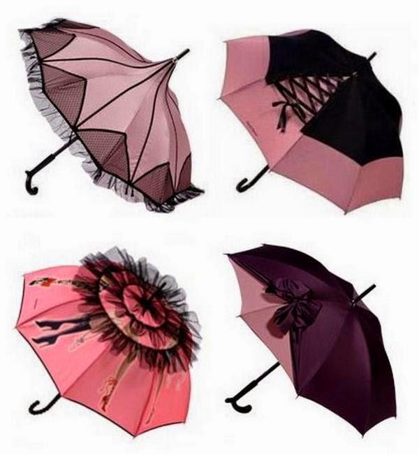 اجمل مظلة