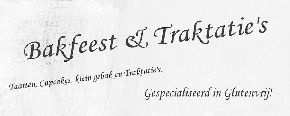 Bakfeest & Traktatie's