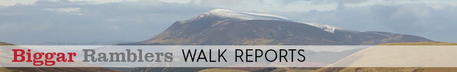 Biggar Ramblers Walk Reports