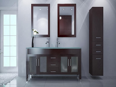 Vanities for Small Bathrooms Designs