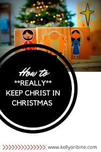 How to *Really* Keep Christ In Christmas