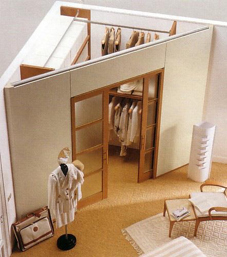 progetta la tua cabina armadio: blog arredamento interior design ... - Cabine Armadio In Cartongesso Angolari